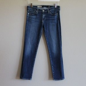 AG | The Stilt Cigarette Crop Skinny Jeans 27